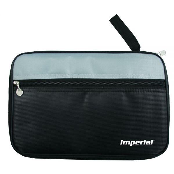 IMPERIAL Einzelschlägerhülle Classic (schwarz/ grau)