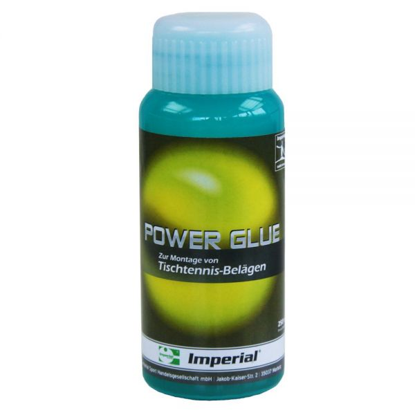 IMPERIAL Power-Glue Belagkleber Pinselflasche (250 ml)