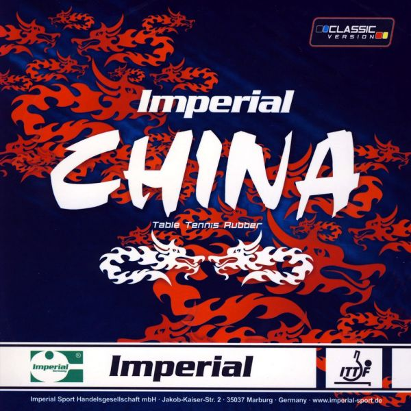 IMPERIAL China Classic Version