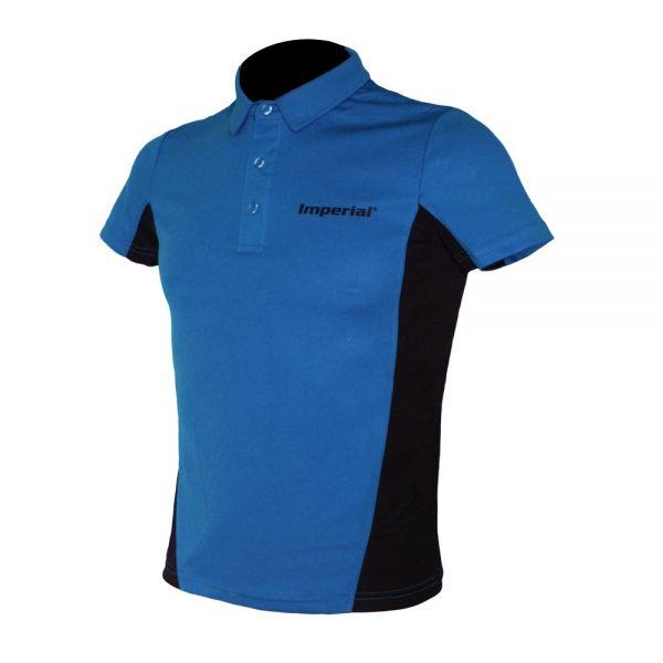 IMPERIAL Shirt F-6 (blau / schwarz)