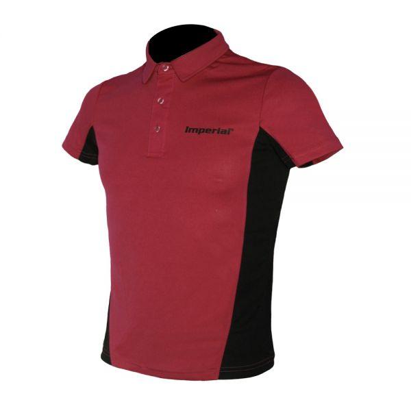 IMPERIAL Shirt F-6 (rot / schwarz)