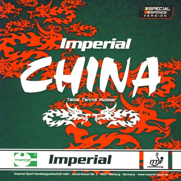 IMPERIAL China Special Sponge