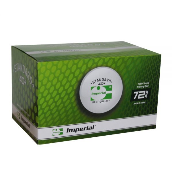 IMPERIAL Standard 40+ (Plastik/72er Pack)